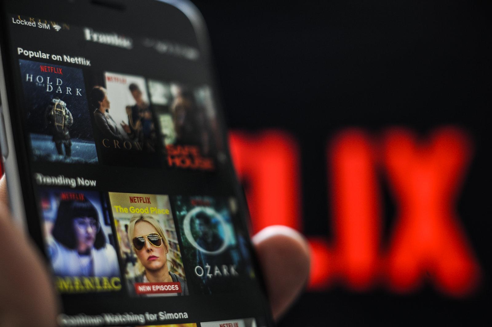 Netflix Smart Download