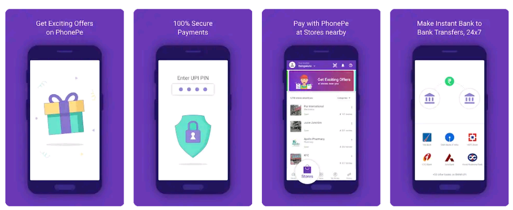 Phonepe for PC