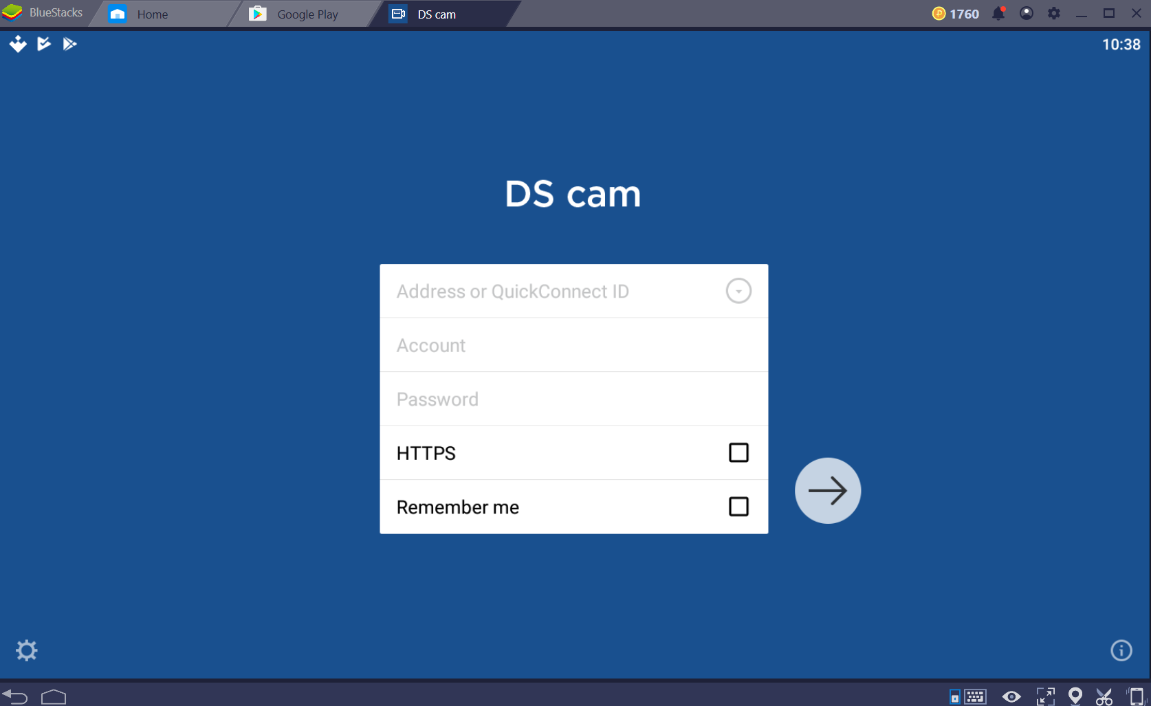 DS Cam for PC