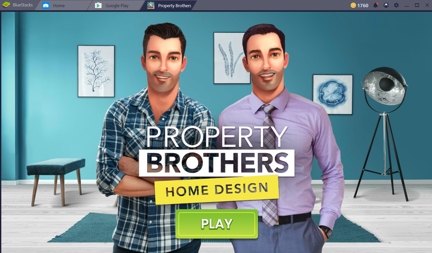 Property Brothers Home Design for PC