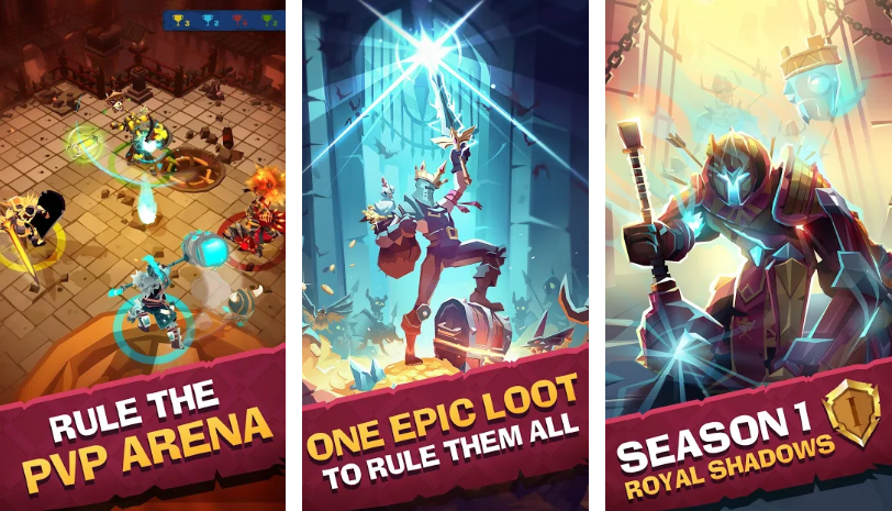 The Mighty Quest for Epic Loot for PC
