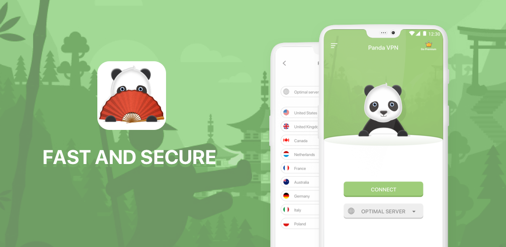 Panda VPN for PC