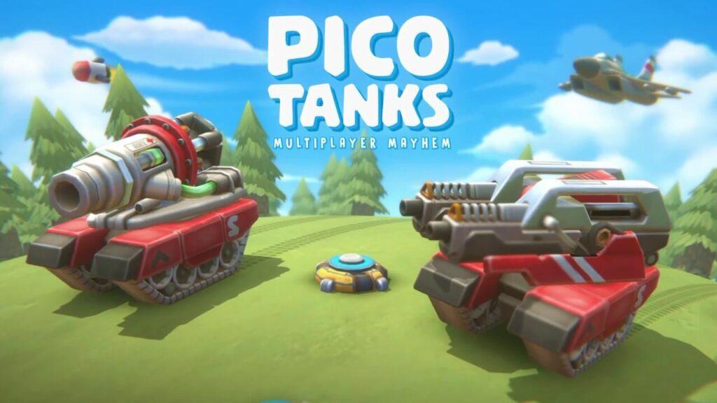 Pico Tanks Multiplayer Mayhem for PC