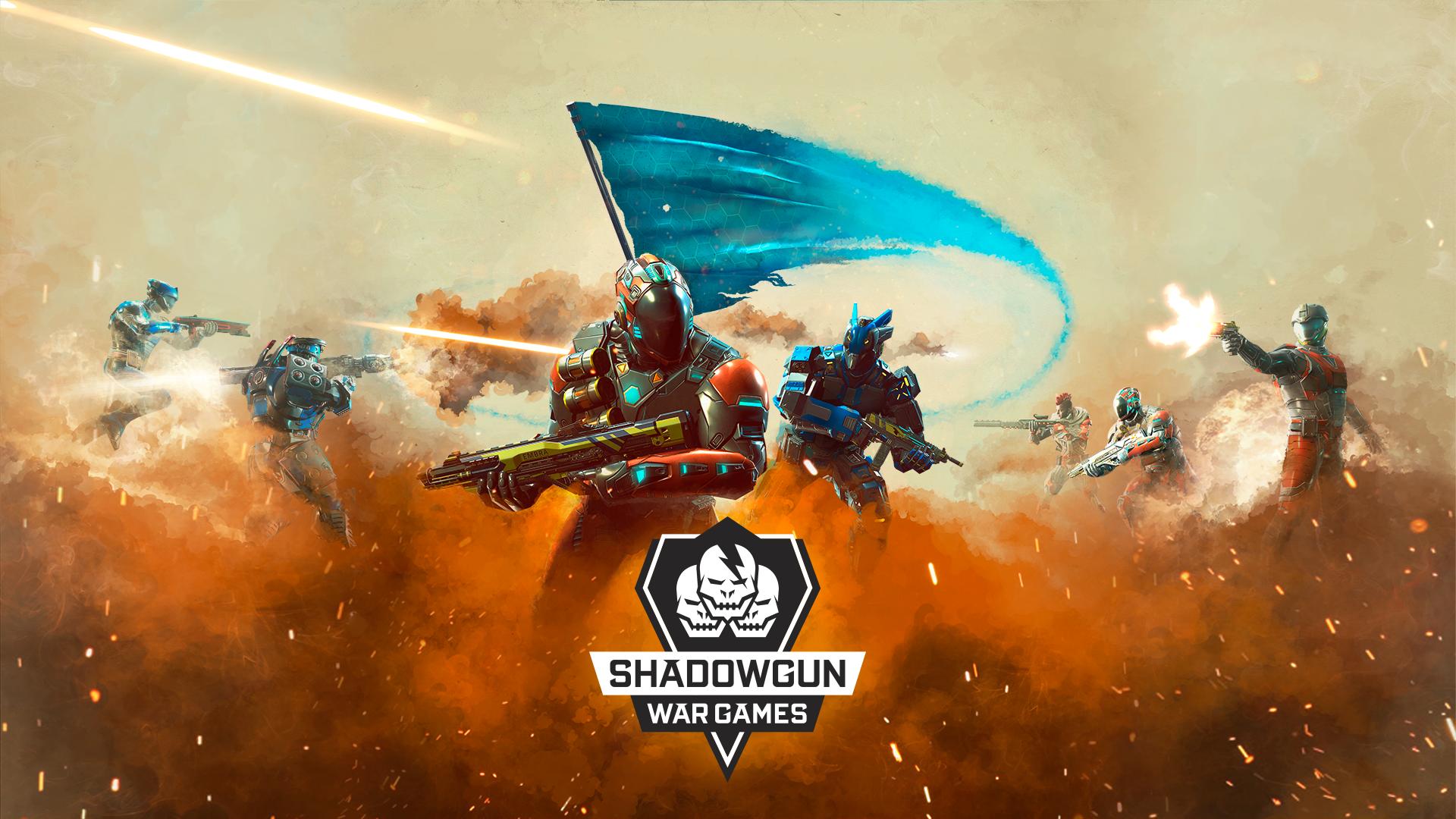 SHADOWGUN War Games for PC
