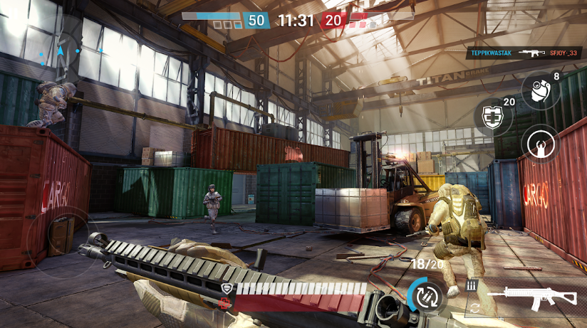 Warface Global Operations for PC