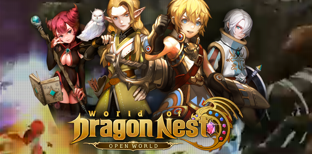 World of Dragon Nest for PC