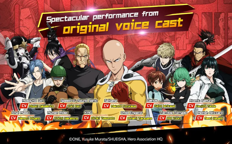 ONE PUNCH MAN The Strongest for PC