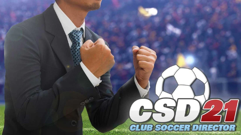 Club Soccer Director 2021 for PC