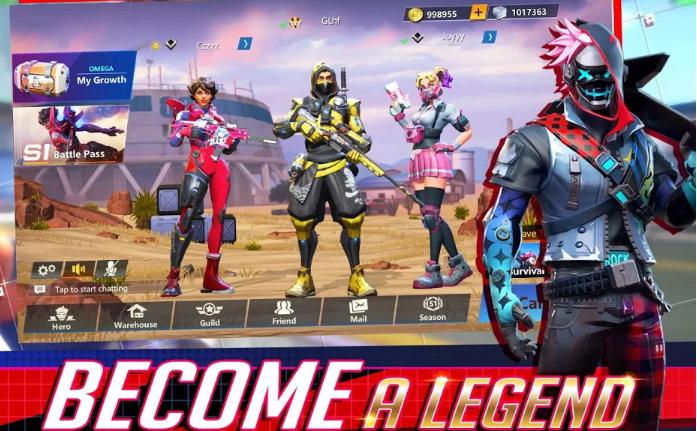 Omega Legends for PC