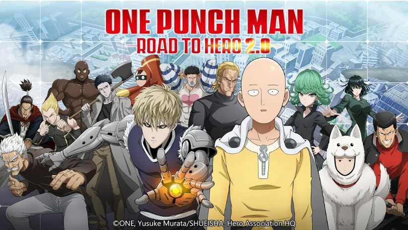 One Punch Man Road to Hero 2.0 for PC