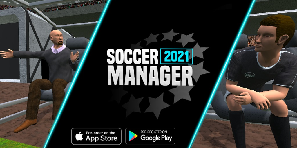 Soccer Manager 2021 for PC