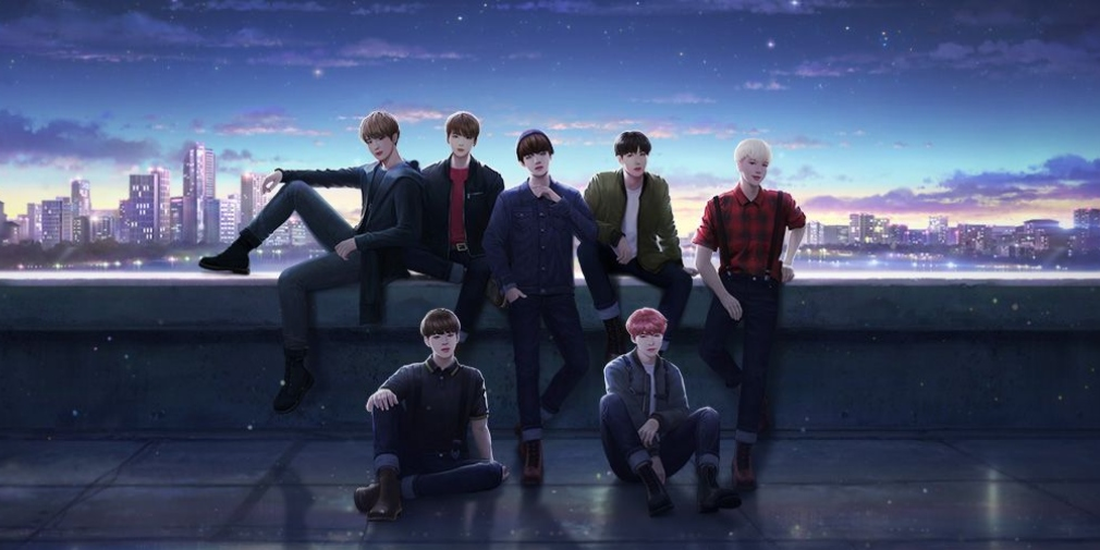 BTS Universe Story for PC
