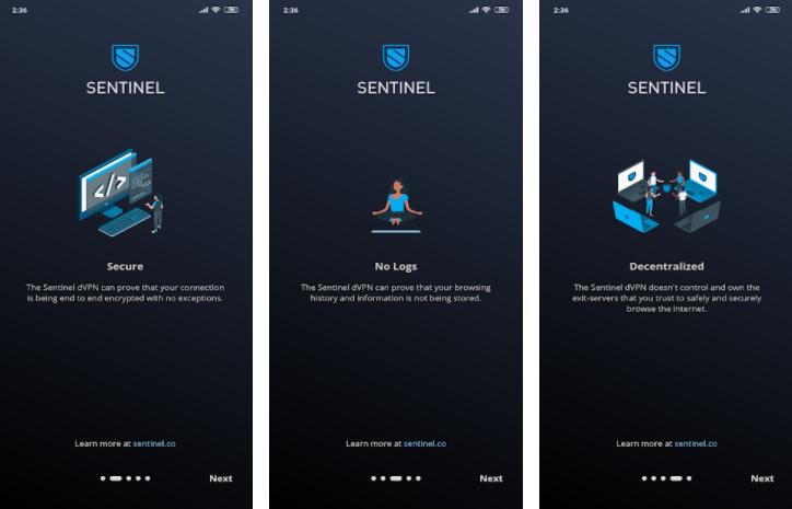 Sentinel VPN for PC