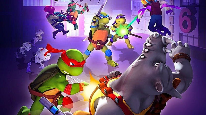 TMNT Mutant Madness for PC