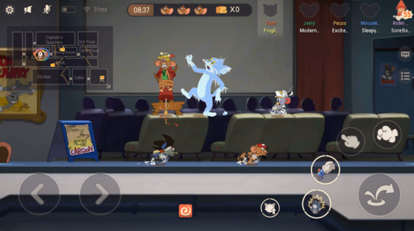 Tom and Jerry Chase for PC
