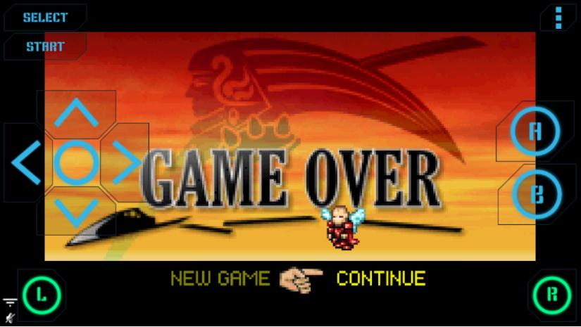 Nostalgia GBA Emulator for PC
